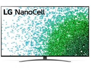 LG 55NANO813PA - 55 colos 4K UHD NanoCell Smart LED TV 2021-es model