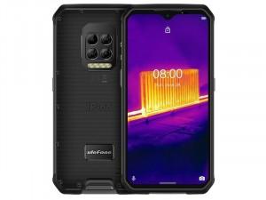 Ulefone Armor 9 128GB 8GB DualSIM Fekete Okostelefon