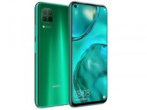 Huawei P40 Lite 128GB 6GB DualSim Zöld Okostelefon