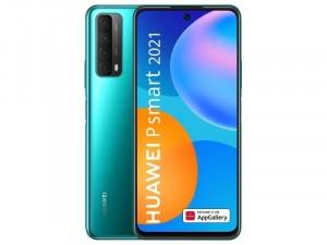 Huawei P Smart 2021 128GB 4GB Dual-SIM Zöld Okostelefon