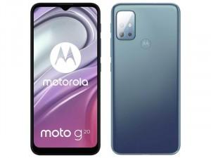 Motorola Moto G20 64GB 4GB Dual-SIM Kék Okostelefon