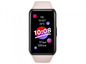 Huawei Honor Watch Band 6 Korall Rózsaszín aktivitásmérő