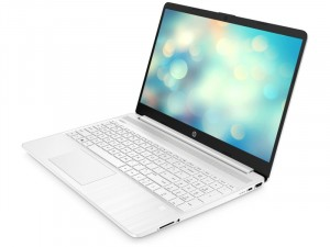 HP 15s-eq1047nh - 15,6 FHD Matt IPS, AMD Ryzen 3-4300U, 8GB DDR4, 256GB SSD, AMD Radeon Graphics, FreeDOS, Ezüst Notebook