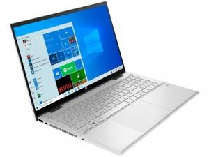 HP Pavilion x360 15-er0001nh, 15.6 FHD Touch Intel® Core™ i5 Processzor-1135G7, 8GB DDR4, 512SSD, Intel® Iris Xe Graphics, Win10 Home, Ezüst laptop