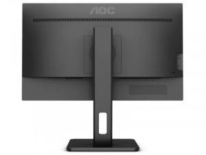 AOC 27P2Q - 27 colos FullHD IPS PIVOT Fekete monitor