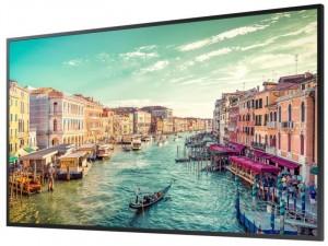 Samsung QE75T - 75 colos 4K UHD Signage Kijelző