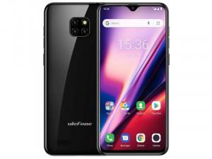 Ulefone Note 7T 16GB 2GB Dual-SIM Fekete Okostelefon