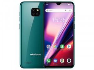 Ulefone Note 7T 16GB 2GB Dual-SIM Zöld Okostelefon
