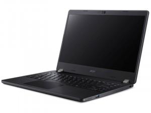Acer TravelMate TMP214-52-35PY 14FHD, Intel® Core™ i3 Processzor-10110U, 8GB RAM, 256GB SSD, Intel® UHD Graphics, Fekete laptop