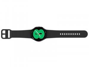 Samsung Galaxy Watch 4 R860 Bluetooth Alumínium házas 40mm Fekete Okosóra, Fekete sportszíjjal