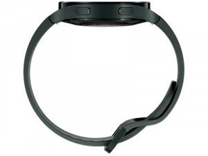 Samsung Galaxy Watch 4 R870 Bluetooth Alumínium házas 44mm Zöld Okosóra, Zöld sportszíjjal