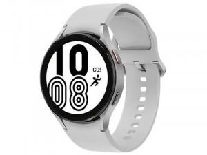 Samsung Galaxy Watch 4 R870 Bluetooth Alumínium házas 44mm Ezüst Okosóra, Ezüst sportszíjjal