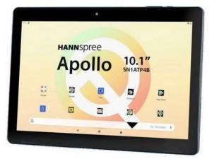 HannSpree SN1ATP4B Apollo 10.1 32GB 3GB WIFI Fekete Tablet