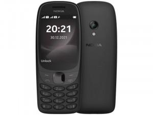 Nokia 6310 2021 Dual-SIM Fekete Mobiltelefon