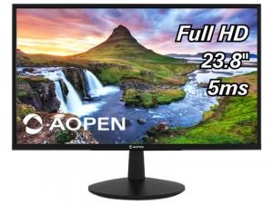 AOPEN 24CL2YBMI IPS FreeSync LED 23.8 FHD fekete monitor