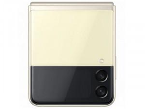 Samsung Galaxy Z Flip 3 5G F711 128GB 8GB Dual-SIM Krém színű Okostelefon