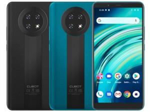 Cubot Note 9 32GB 3GB Dual-SIM Zöld Okostelefon
