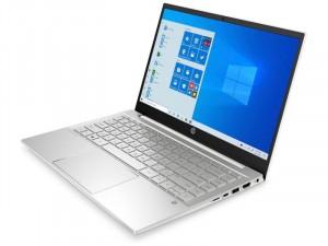 HP Pavilion 14-ec0010nh 14 FHD, AMD Ryzen 3-5300U, 8GB RAM, 256GB SSD, AMD Radeon Graphics, Win10, Fehér laptop