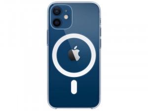 Apple iPhone 12 mini Eredeti Apple MagSafe Átlátszó tok