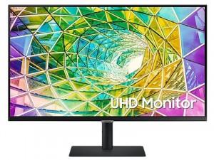 Samsung S32A800NMU - 32 colos 4K UHD IPS HDR10 Intelligens szemvédelemmel rendelkező Fekete monitor