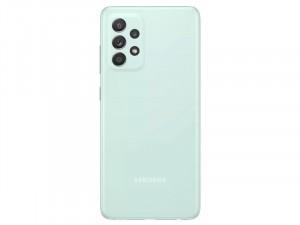 Samsung Galaxy A52s 5G A528 128GB 6GB Dual-SIM Fantasztikus Menta színű Okostelefon
