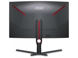 AOC CQ32G3SUBK - 31,5 Colos WQHD VA LED 165Hz ívelt monitor