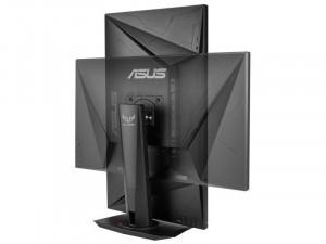 Asus TUF Gaming VG279QR - 27 colos 165Hz IPS LED FHD G-Sync kompatibilis Fekete monitor