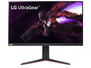 LG 32GP850-B - 31,5 colos QHD UltraGear™ Nano IPS 1 ms, NVIDIA® G-SYNC® kompatibilis Fekete-Piros Gamer monitor