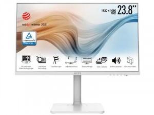 MSI Modern MD241PW - 23.8 FHD IPS LED Fehér monitor