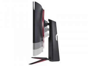 LG 34GN850-B - 34 col méretű 21:9 képarányú ívelt QHD Ultragear™ IPS gaming monitor AMD FreeSync™ (Premium) technológiával