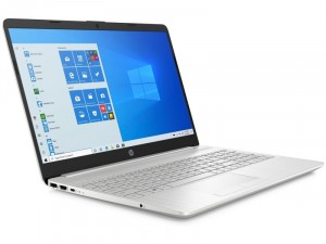 HP 15-dw1014nh - 15,6 FHD Matt IPS, Intel® Celeron N4020, 8GB DDR4, 512GB SSD, Intel® UHD Graphics 600, Win10 Home, Ezüst Notebook