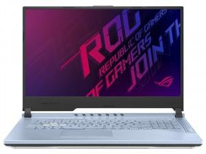 ASUS ROG STRIX G731GU-EV147 Refurbished 17,3 FHD Intel® Core™ i7 Processzor-9750H, 8GB, 512GB NVME SSD, GeForce GTX 1660 Ti 6GB, Linux, Gleccser kék laptop