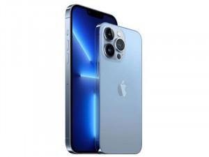 Apple iPhone 13 Pro 5G 256GB 6GB Sierra kék Okostelefon