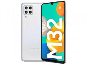 Samsung Galaxy M32 M325 64GB 4GB Dual-SIM Fehér Okostelefon