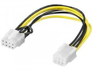 Goobay 6pin->8pin PCI-Express átalakító