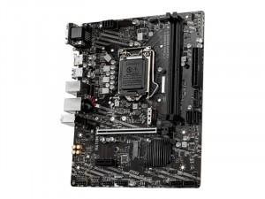 MSI H410M PRO Intel® H410 LGA1200 mATX alaplap