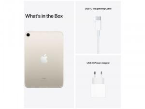 Apple iPad Mini (2021) 64GB 4GB 5G Csillagfény Tablet
