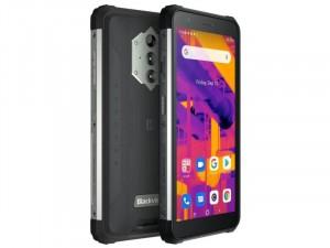 Blackview BV6600 PRO 64GB 4GB Dual-SIM Fekete Okostelefon