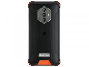 Blackview BV6600 PRO 64GB 4GB Dual-SIM Fekete-Narancssárga Okostelefon