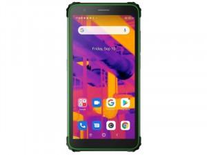 Blackview BV6600 PRO 64GB 4GB Dual-SIM Fekete-Zöld Okostelefon