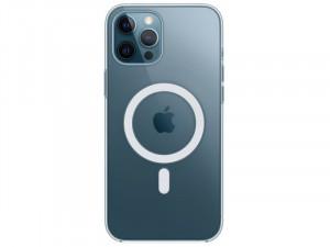 Apple iPhone 12 Pro Max Eredeti Apple Átlátszó tok MagSafe rögzítéssel