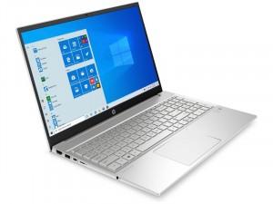 HP Pavilion 15-eh1013nh 15,6 FHD, AMD Ryzen 5-5300U, 8GB RAM, 256GB SSD, AMD Radeon Graphics, Win10, Ezüst laptop
