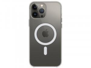 Apple iPhone 13 Pro Max Eredeti Apple Átlátszó tok MagSafe rögzítéssel