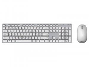 ASUS Desktop W5000 fehér vezetéknélküli billentyűzet + egér