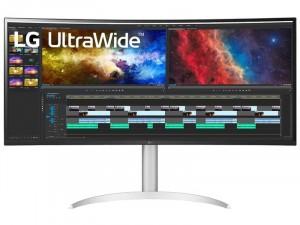 LG 38WP85C-W - 38 colos QHDplus IPS VESA DisplayHDR™ 600 AMD FreeSync™ 21:9-es Fekete-Ezüst monitor