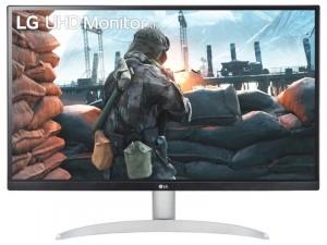 LG 27UP600-W - 27 colos 4K QHD IPS HDR10-el és AMD FreeSync™ Fekete monitor