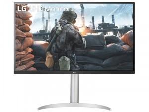LG 32UP550-W - 32 colos 4K UHD VA HDR10-el és AMD FreeSync™ USB-C Fekete-Ezüst monitor
