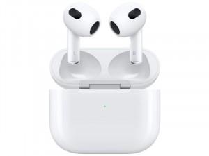 Apple AirPods 3 fehér vezeték nélküli fülhallgató vezetékes töltőtokkal