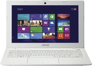 ASUS X200MA KX274D laptop (Intel® Celeron Dual-Core™ N2830/4GB/500GB/Intel® HD Graphics/DOS/Fehér)