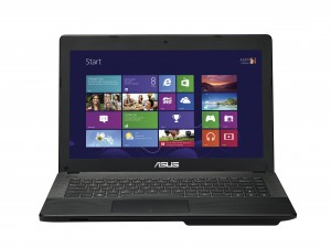 ASUS X454LA VX177D laptop (Intel® Core™ i3-4030U Processzor/4GB/500GB/Intel® HD Graphics 4400/DOS/Fekete)